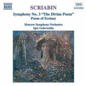 Symphony No. 3 / Poem of Ecstasy by Alexander Scriabin
