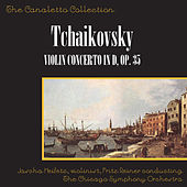 Play & Download Tchaikovsky: Violin Concerto In D, Op. 35 by Jascha Heifetz | Napster