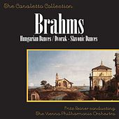 Brahms: Hungarian Dances / Dvořák: Slavonic Dances by Fritz Reiner