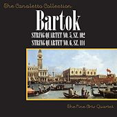 Play & Download Bartók: String Quartet No. 5, SZ. 102 / String Quartet No. 6, SZ. 114 by Fine Arts Quartet | Napster