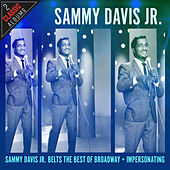 Sammy Davis, Jr. Belts The Best Of Broadway / All Star Spectacular by Sammy Davis, Jr.