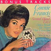 Connie Francis Sings Second Hand Love And Other Hits (With Bonus Tracks) by Connie Francis