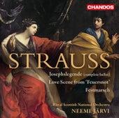 Play & Download Strauss: Josephslegende - Feuersnot - Militarischer Festmarsch by Royal Scottish National Orchestra | Napster