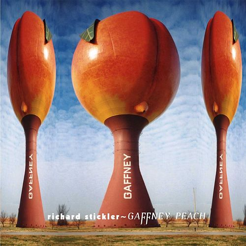 Play & Download Gaffney Peach by Richard Stickler | Napster