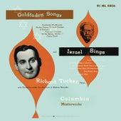 Richard Tucker: Israel Sings - Goldfaden Songs by Richard Tucker