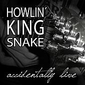 Accidently Live by Howlin` King Snake