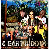 Play & Download 6 East Riddim by Various Artists | Napster