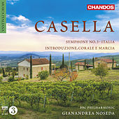 Play & Download Casella: Orchestral Music, Vol. 3 by BBC Philharmonic Orchestra | Napster