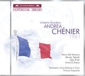 Play & Download Giordano: Andrea Chenier by Renata Tebaldi | Napster