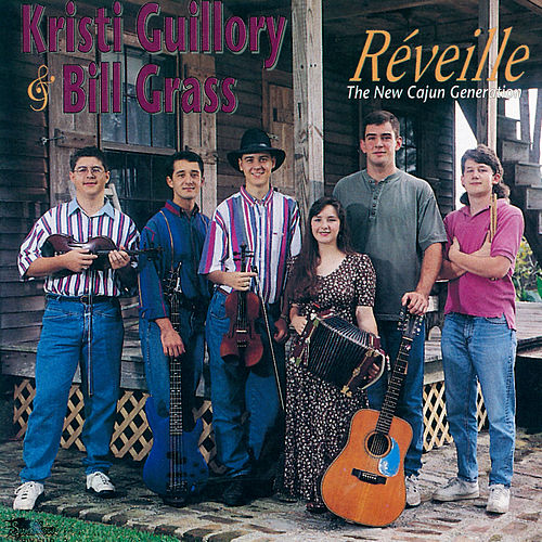 Reveille: The New Cajun Generation by REVEILLE