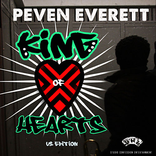King of Hearts by Peven Everett