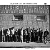 Play & Download Live from Fingerprints by Cold War Kids | Napster