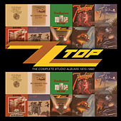 The Complete Studio Albums 1970-1990 by ZZ Top