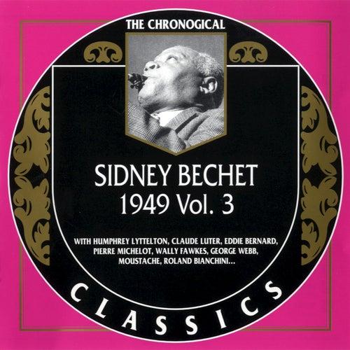 1949, Vol. 3 by Sidney Bechet