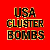 Play & Download Usa Cluster Bombs by The Americas | Napster
