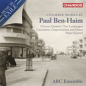 Play & Download Chamber Works by Paul Ben-Haim by Various Artists | Napster