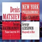 Denis Matsuev & The New York Philharmonic by Denis Matsuev