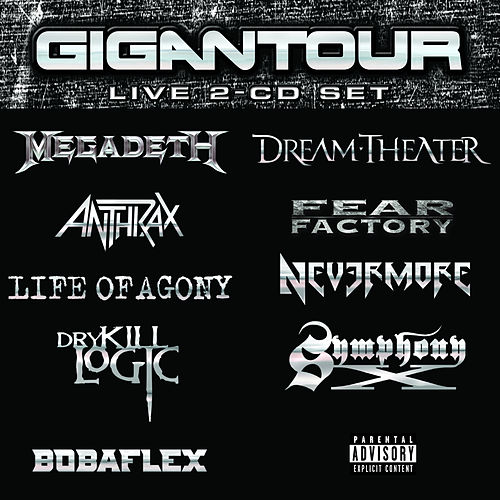 Gigantour: Live by Various Artists