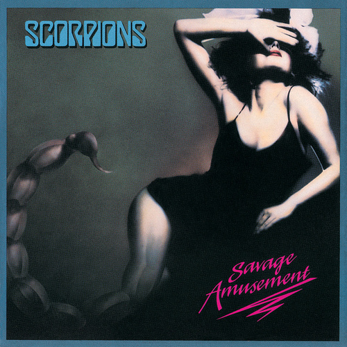 Savage Amusement by Scorpions
