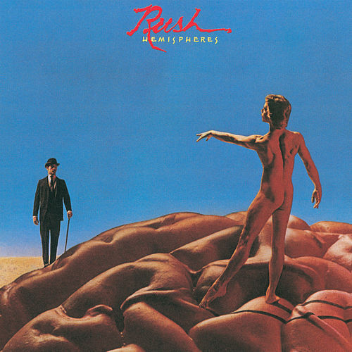 Play & Download Hemispheres by Rush | Napster