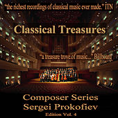 Classical Treasures Composer Series: Sergei Prokofiev, Vol. 4 by Various Artists