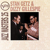 Verve Jazz Masters 25 by Stan Getz