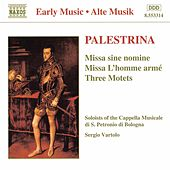 Play & Download Missa sine nomine / Missa L'homme arme by Giovanni da Palestrina | Napster