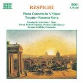 Play & Download Piano Concerto / Toccata / Fantasia Slava by Ottorino Respighi | Napster