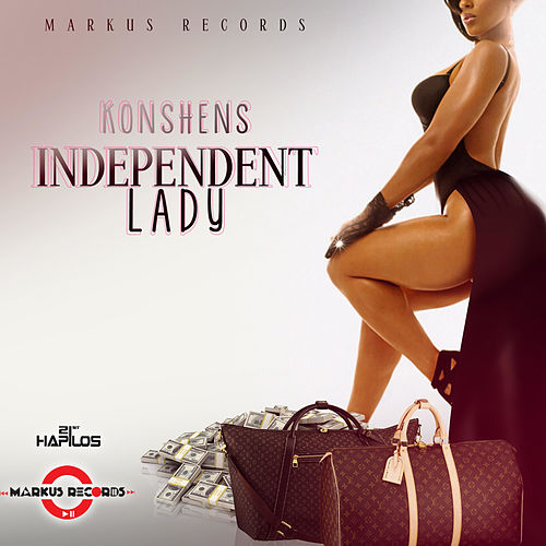 Play & Download Independent Lady - Single by Konshens | Napster