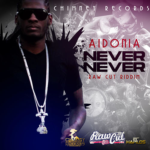 Play & Download Never Never - Raw Cut Riddim - Single by Aidonia | Napster