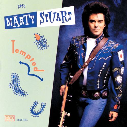 Play & Download Tempted by Marty Stuart | Napster