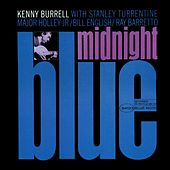 Play & Download Midnight Blue by Kenny Burrell | Napster