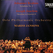 Symphony No 4 (Brahms) by Oslo Philharmonic Orchestra