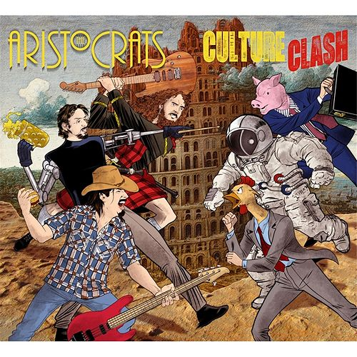 Culture Clash by The Aristocrats