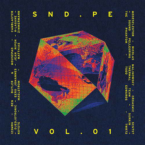 Sound Pellegrino Presents SND.PE, Vol. 1 by Various Artists