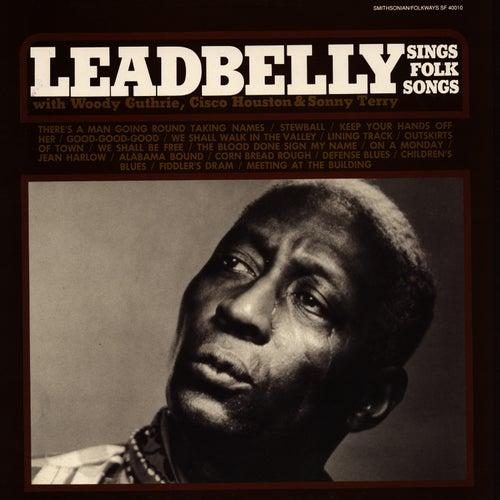 Lead Belly Sings Folk Songs von Leadbelly