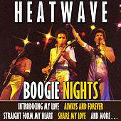 Play & Download Boggie Nights by Heatwave | Napster