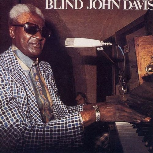 Play & Download Blind John Davis by Blind John Davis | Napster