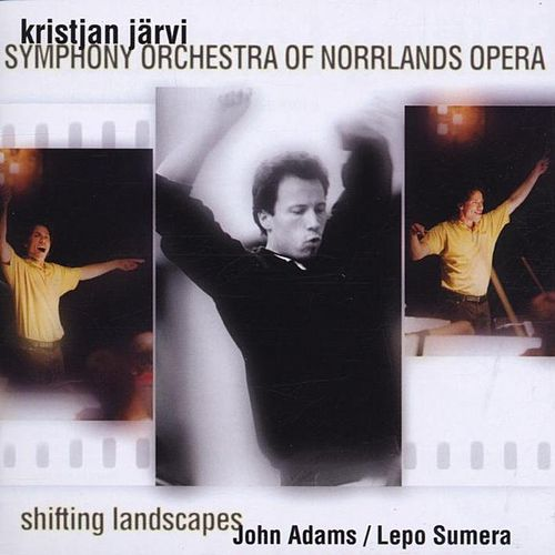 Shifting Landscapes by Symphony Orchestra Of Norrland