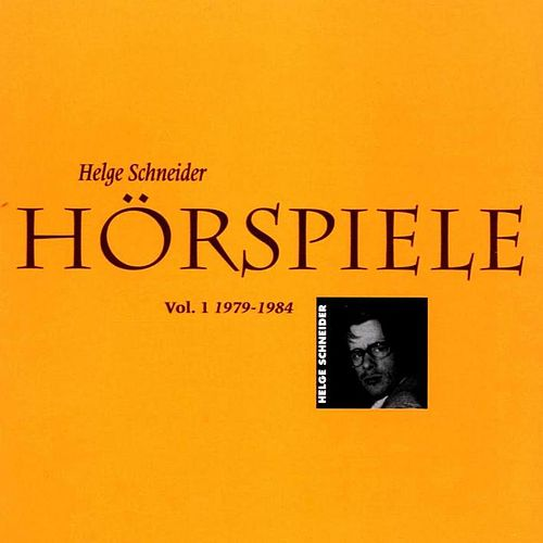 Play & Download Hörspiele I by Helge Schneider | Napster