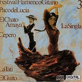 Play & Download Festival Flamenco Gitano 3 by Various Artists | Napster