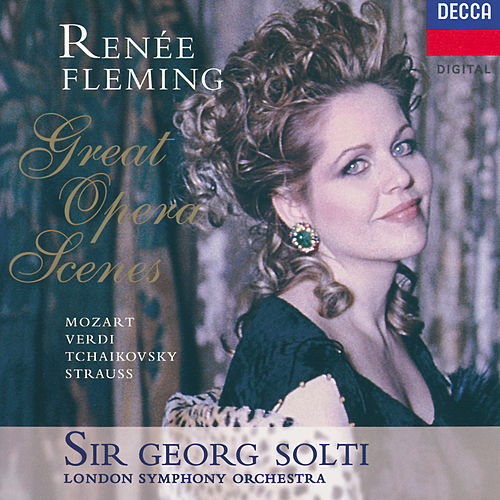 Play & Download Great Opera Scenes by Renée Fleming | Napster