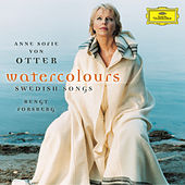 Play & Download Watercolours . Swedish Songs by Anne-sofie Von Otter | Napster