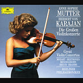 Play & Download The Great Violin Concertos by Anne-Sophie Mutter | Napster