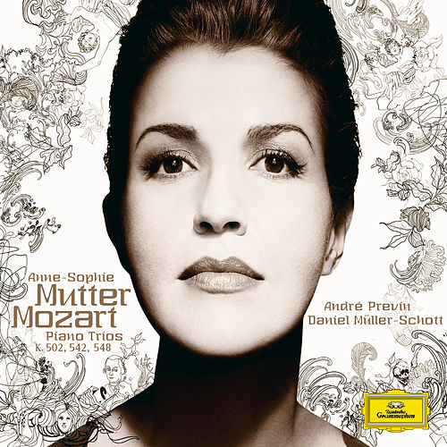 Mozart: Piano Trios K. 548, 542 & 502 by Anne-Sophie Mutter