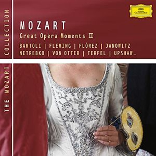 Mozart: Great Opera Moments II by Various Artists