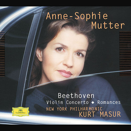 Play & Download Beethoven: Violin Concerto; Romances by Anne-Sophie Mutter | Napster