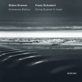 Schubert: String Quartet G Major by Gidon Kremer