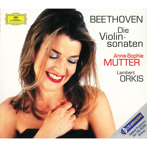 Play & Download Beethoven: The Violin Sonatas by Anne-Sophie Mutter | Napster