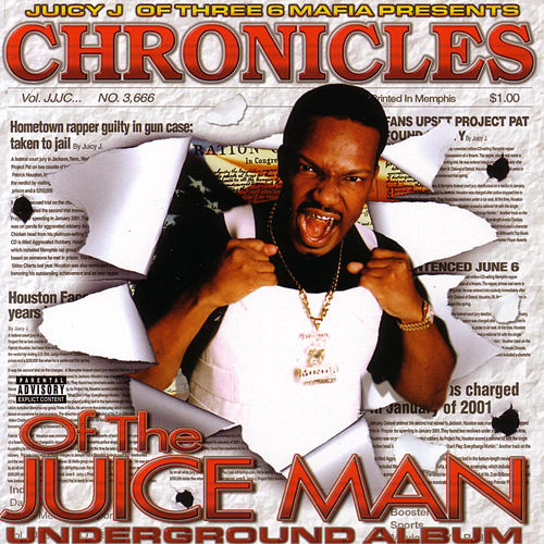 Play & Download Chronicles Of The Juice Man:... by Juicy J | Napster